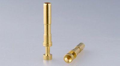 镀金(电连接器产品)